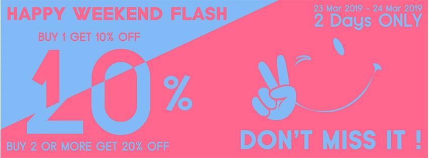 Weekend Flash