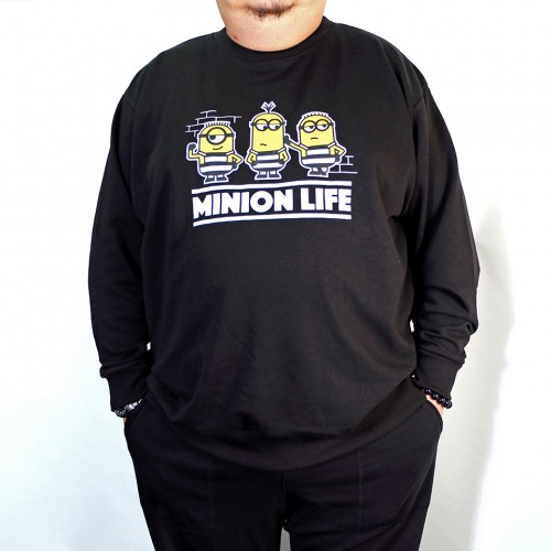 Minions Life Crew Trainer - Black