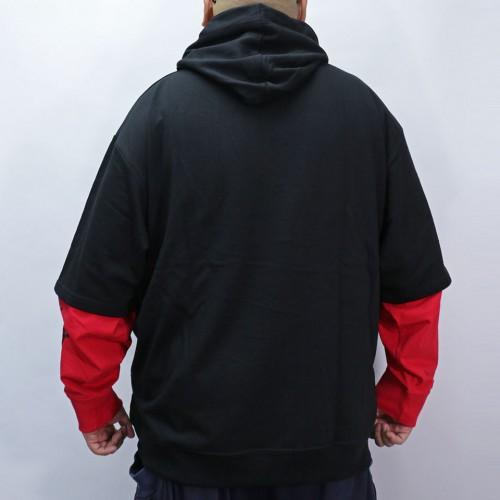 Fake Lucpy Yard Pullover Hoodie - Black