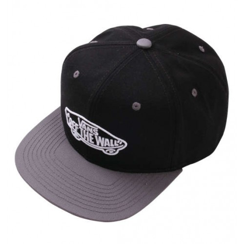 3D Embroidery Twill Cap - Black