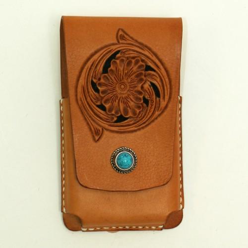 TLF002 Phone Case - Brown