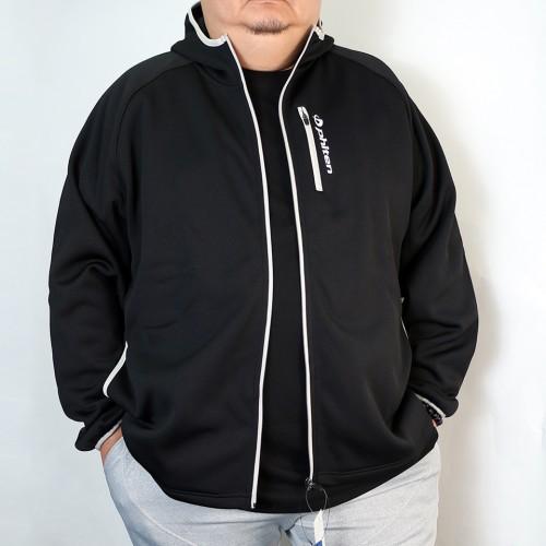 【Coming Soon】Bonding Fleece Jacket - Black