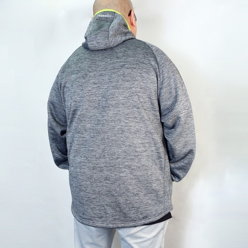 【Coming Soon】Bonding Fleece Jacket - Grey