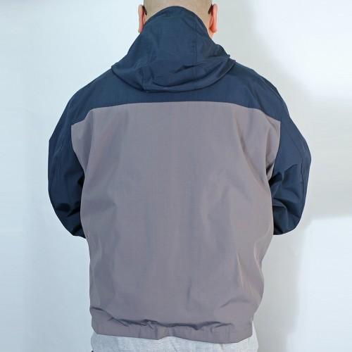 2 Pockets Wind & Rain Jacket - Charcoal