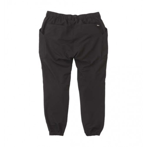 Stretch Work Climbing Jogger Pants - Black