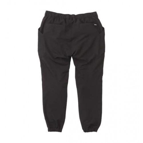 Stretch Work Climbing Jogger Pants - Black