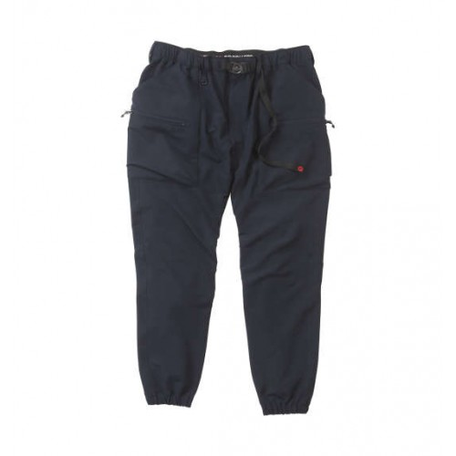 Stretch Work Climbing Jogger Pants - Navy