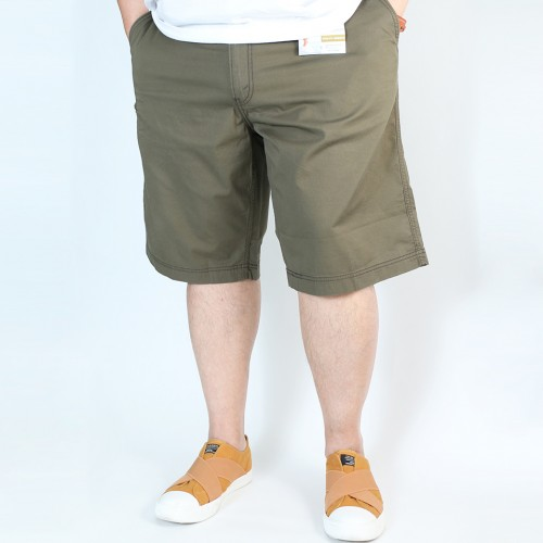 Signature Quality Utility Shorts - Olive