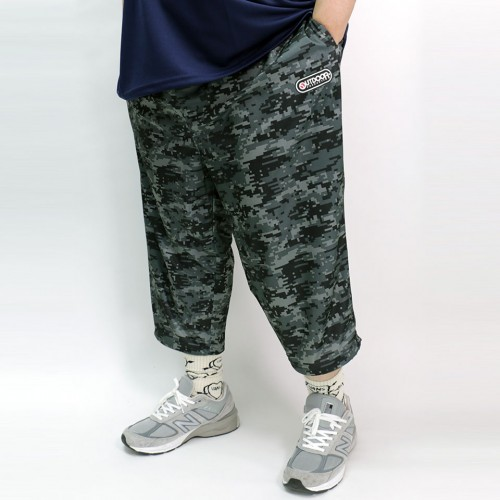 DRY Cropped Pants - Camo