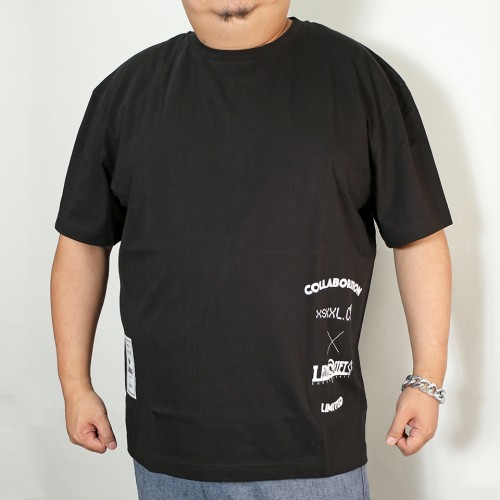 10Y's Limited Capman Tee - Black