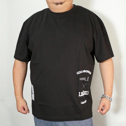 10Y's Limited Capman Tee - Black