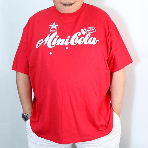 Orion's Mini Cola Candy Tee - Red