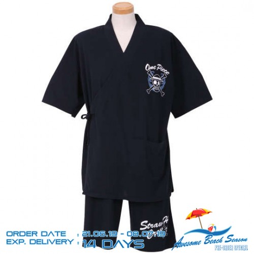 Straw Hat Crew Japanese Style Set - Navy