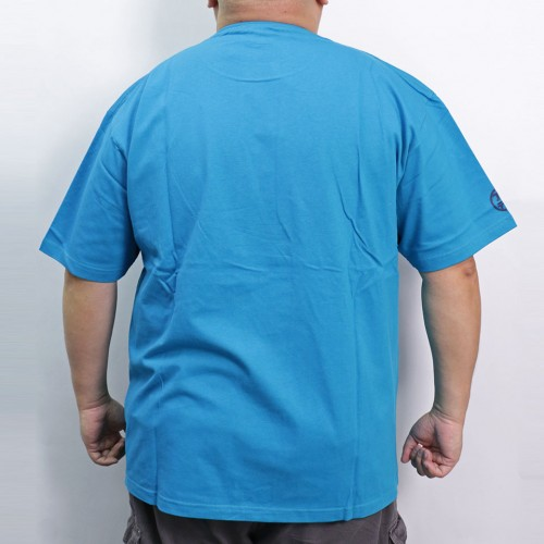 Quality Is More Important Tee - Blue
